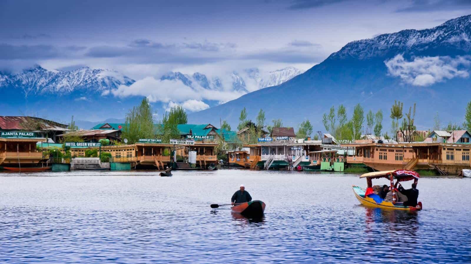 Jammu, Vaishnodevi & Srinagar