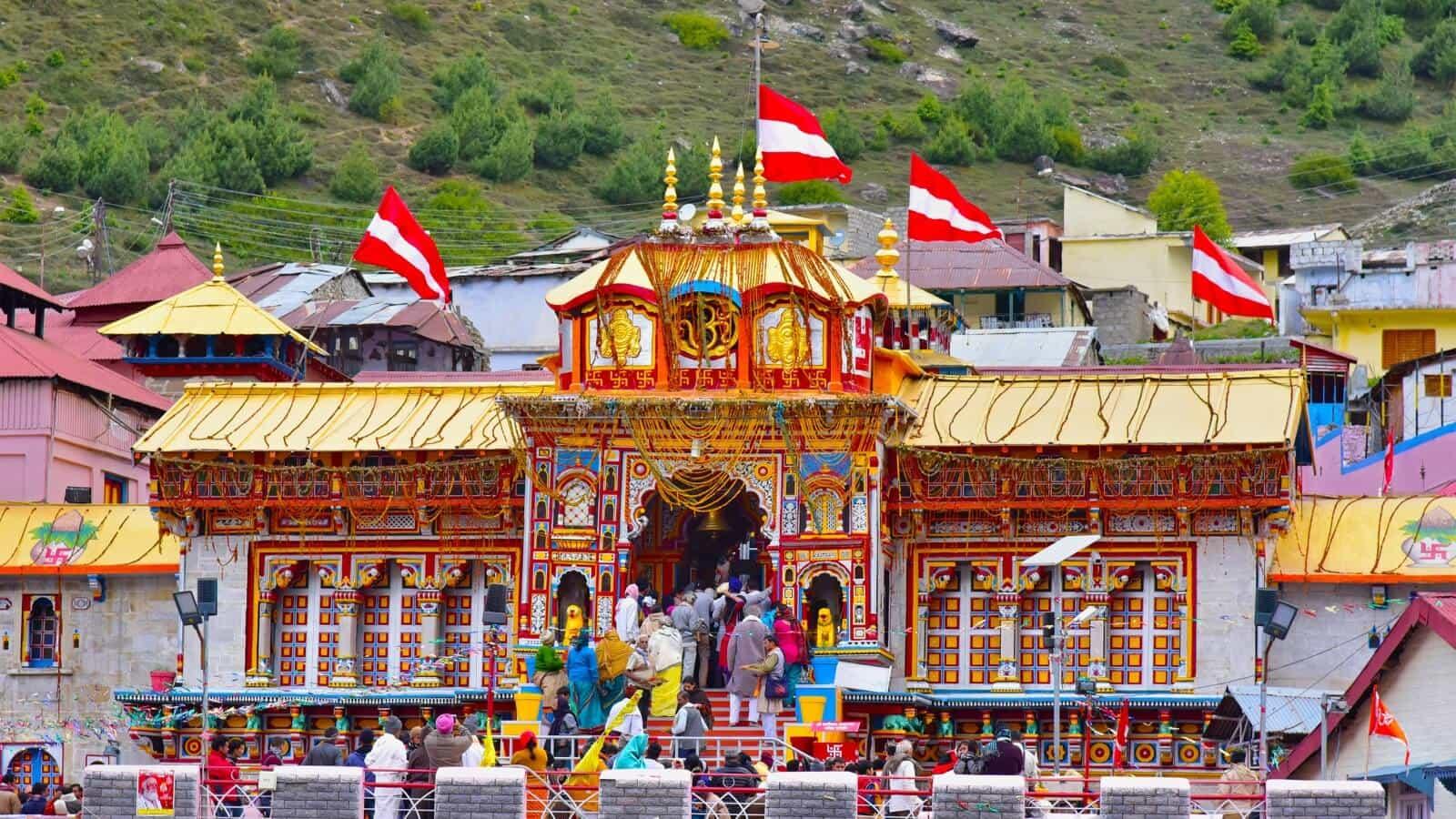 Kashi, Badrinath & Kedarnath