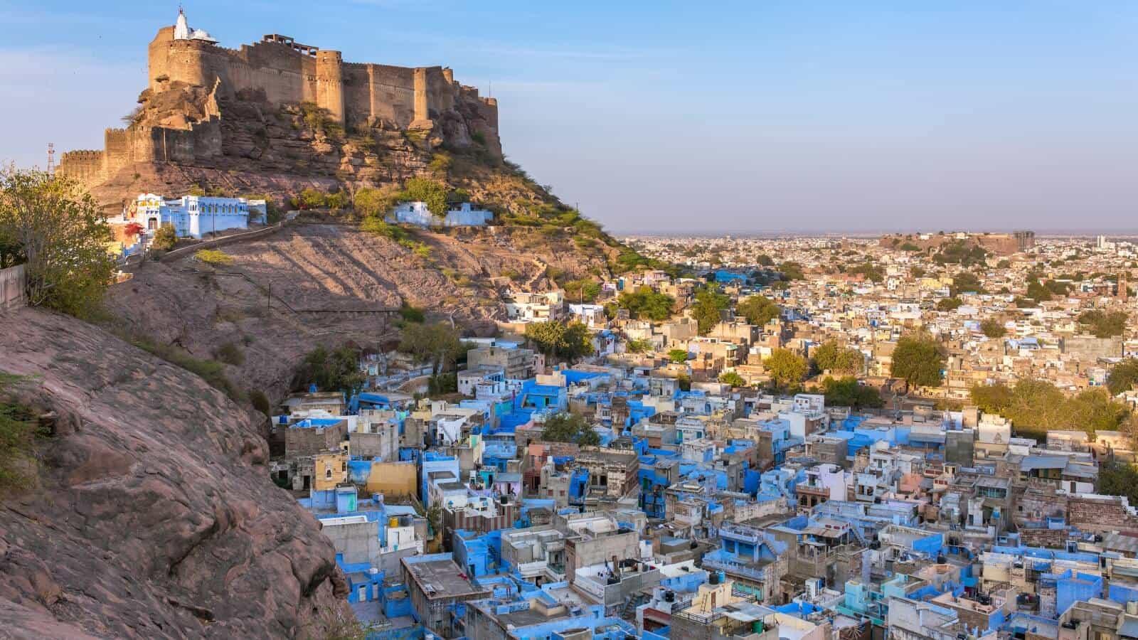 Rajasthan 16 days